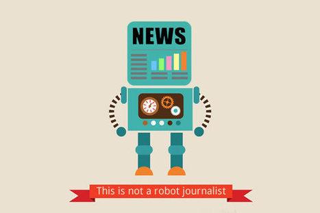 Journalisme automatisé : le début d'une révolution dans l'information | Big Media (En & Fr) | Scoop.it