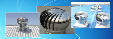 Roof Ventilator Suppliers In Chennai India - Sriramanaenterprises   www.sriramanaenterprises   Scoop.it