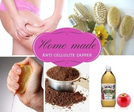 Home-Made Cellulite Zapper | Fun DIY Creative Ideas and Crafts | Scoop.it