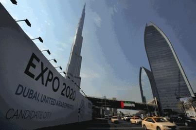 Expo 2020 to transform Dubai's economic landscape - gulfnews.com | The Future Today | Scoop.it