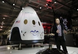 See which Fidelity funds invested in SpaceX | The NewSpace Daily | Scoop.it