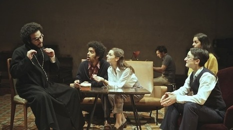 Les Optimistes, mis en scène de Ido Shaked   Revue de presse théâtre   Scoop.it