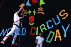 Circus brings splash of colour to Afghanistan | U.S. - Afghanistan Partnership | Scoop.it