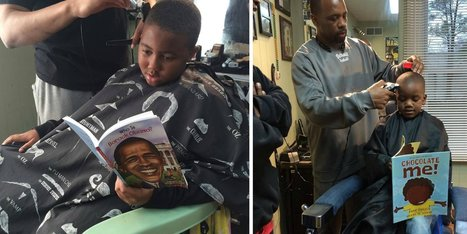 Barbershop Cuts Prices For Kids Who Read Aloud During Appointment | LibraryLinks LiensBiblio | Scoop.it