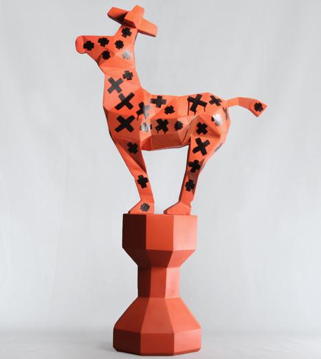 Axel Brechensbauer | Sculptor | Painter | les Artistes du Web | Scoop.it