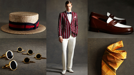 Brooks Brothers creates The Great Gatsby Collection | Raised By Lions | Mens Entertainment Guide | Scoop.it
