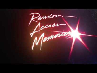 Daft Punk: Get Lucky, YSL et Random Access Memories | All access - Lexpress | Daft Punk France Columbia | Scoop.it