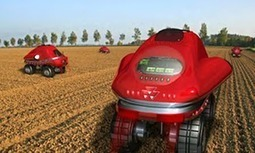 Drones and driverless tractors – is this the future of farming? | Agriculture news | Scoop.it