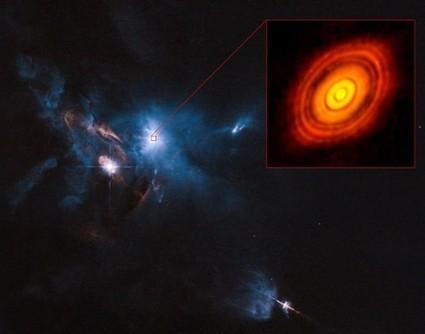 Cette image va révolutionner les théories de formation des planètes | The Blog's Revue by OlivierSC | Scoop.it