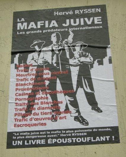 Hervé Ryssen dénonce le grand banditisme juif   Autres Vérités   Scoop.it