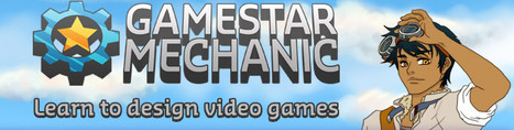 Learning the Core Principles of Game Design with Gamestar Mechanic | Educational Apps & Tools | Scoop.it