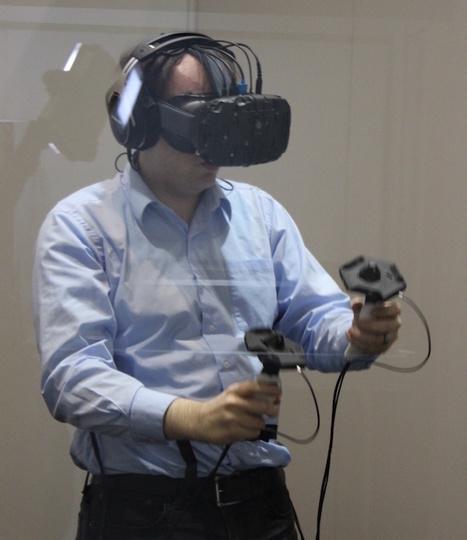 Toute l'industrie se mobilise pour viabiliser la réalité virtuelle #sim4health   GAMIFICATION & SERIOUS GAMES IN HEALTH by PHARMAGEEK   Scoop.it