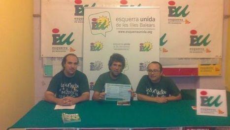 Esquerra de Menorca Esquerra Unida dóna suport a la vaga de dijous 24 d'octubre en contra de la LOMQE i de les retallades en educació i fa una crida a participar-hi   PCIB   Scoop.it