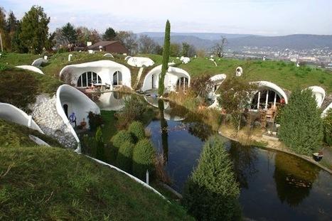 Real Hidden Earth House Oasis in Switzerland - My Modern Metropolis | 建築 | Scoop.it