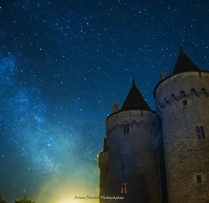 pas forcément loin: Suscinio sous les étoiles | photo en Bretagne - Finistère | Scoop.it