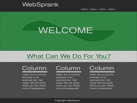 How to setup psd web template   BekerBroun   Scoop.it