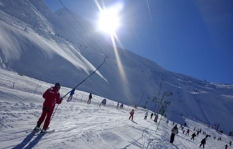 Pyrénées: Des stations de ski de plus en plus connectées | Vallée d'Aure - Pyrénées | Scoop.it