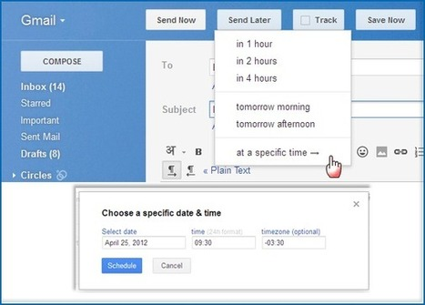 How to Track If Your Email Was Opened or Clicked in Gmail | Digital Citizenship [ICT4Learning] | Scoop.it