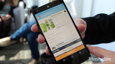 Everything you need to know about Android Pay | Mobile Technology | Scoop.it