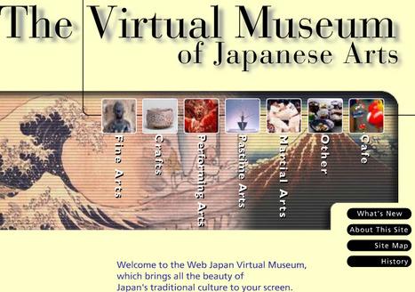 The Virtual Museum of Japanese Arts   Japan   Scoop.it