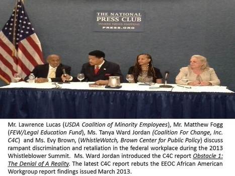 OpEdNews Article: Article: Govt Agencies Responsible For Enforcing Civil Rights Worse Under Obama | Civil Rights | Scoop.it