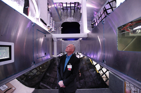 Travel to the moon — and beyond — may go through North Las Vegas | The NewSpace Daily | Scoop.it