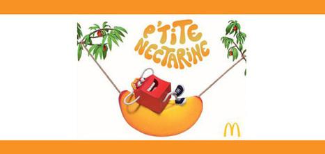 La p'tite nectarine arrive chez Mc Donald's | Arboriculture: quoi de neuf? | Scoop.it