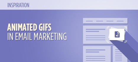 25 Wonderful Examples of Animated GIFs in Email Marketing Templates | Everything You Need To Know For Digital, Social & Search Marketing | Scoop.it
