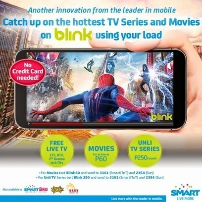 Blink App now accessible for SMART and SUN Subscribers ~ Morgan Magazine | Celebrity | Scoop.it