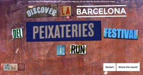 Paraules de Barcelona | Interactive & Immersive Journalism | Scoop.it