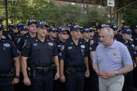 Bill Bratton calls NYPD oversight 'overkill' but councilman pushes back | Newsday | Police Problems and Policy | Scoop.it