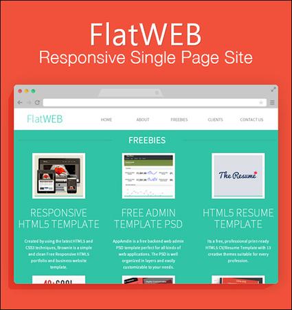 100+ Free Responsive HTML5 Website Templates | Linguagem Virtual | Scoop.it