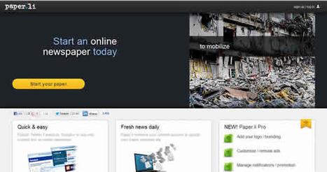 Top 10 Content Curation Sites For Creating Online Magazines | ET_CC_UK | Scoop.it