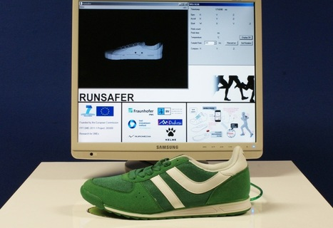 Spanish firm Kelme develops smart running shoes with embedded wireless sensors for health monitoring | The Awesome Internet of Things | Scoop.it