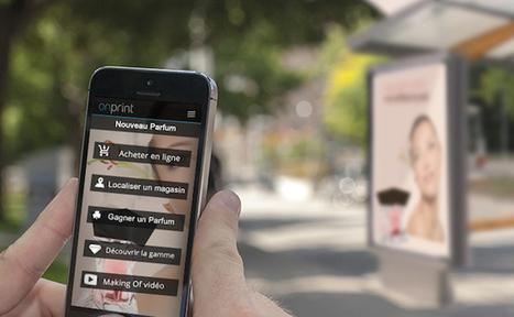 [Bon App'] ONprint digitalise la publicité imprimée | Startup & Appli | Scoop.it
