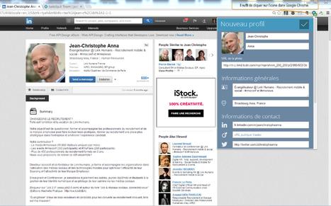 JustClip.it : optimisez votre sourcing en capturant les profils sur les réseaux sociaux ! | Time to Learn | Scoop.it