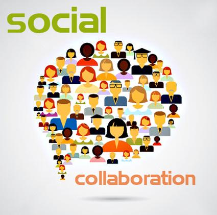 Organizzazioni, aziende e social collaboration | Social Collaboration | Social Business Digital Marketing | Scoop.it