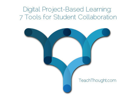 Digital Project-Based Learning: 7 Tools for Student Collaboration | TEFL & Ed Tech | Scoop.it