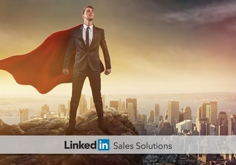 The Sales Professional's Ultimate Guide to LinkedIn Profile Optimization | Social Selling:  with a focus on building business relationships online | Scoop.it