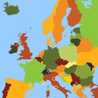 Toporopa: Geography of Europe | formation 2.0 | Scoop.it
