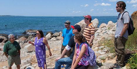 Coastal Geography Field Trips | Rhode Island Geography Education Alliance | Scoop.it