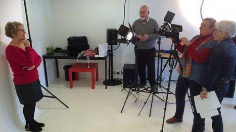 Génération Senior : Stéréolux initie les retraités de Nantes à la création numérique - France 3 Pays de la Loire | UseNum - Senior | Scoop.it