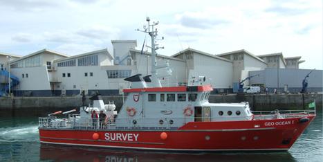 Expédition en mer : 1ères observations pour le raccordement THT des éoliennes off-shore | Le groupe EDF | Scoop.it
