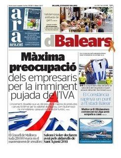 El Consell de Mallorca tuda 219.000 euros en el manteniment de semàfors   Así le va a España   Scoop.it