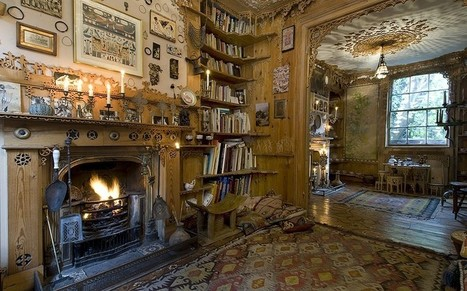 National Trust homes: London's small historic houses - Telegraph | L'actu culturelle | Scoop.it