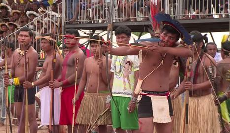 Brasil confirma los primeros Juegos Mundiales Indígenas con 2.200 atletas de 30 países   La Red 21 (Uruguay)   Kiosque du monde : A la une   Scoop.it