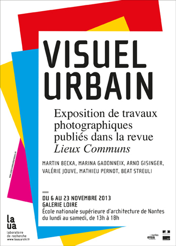 """Visuel urbain"" 