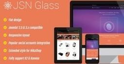 JSN Glass - JoomlaShine Joomla Template | Theme Mart | Scoop.it