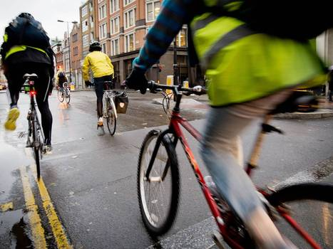 Plans for 'SkyCycle' highways above London's rail lines to be put forward for ... - The Independent | Highway Design | Scoop.it