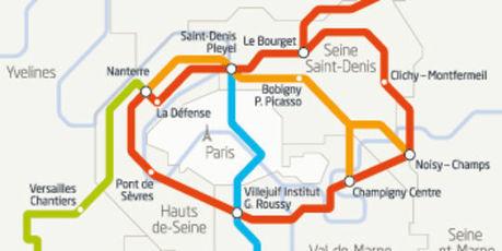 L'impact du Grand Paris évalué à plus de 70 milliards d'euros sur le long terme | History | Scoop.it